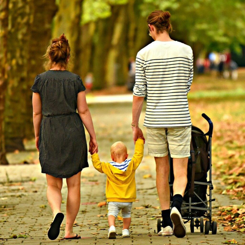 Familie werden & Familie sein